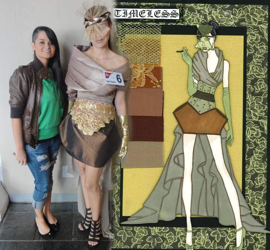 The durban july judging day design academy of fashion for Wohndesign tamara petersen