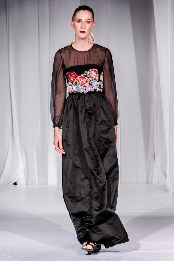 Graduate Fashion Show 2012