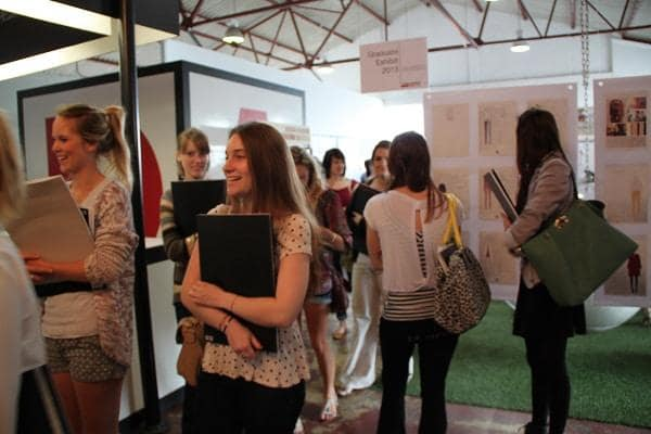 BHC students visit DAF