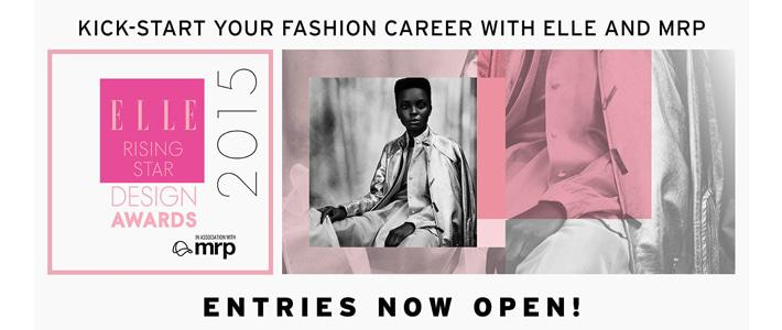 Elle Rising Star entries are open!
