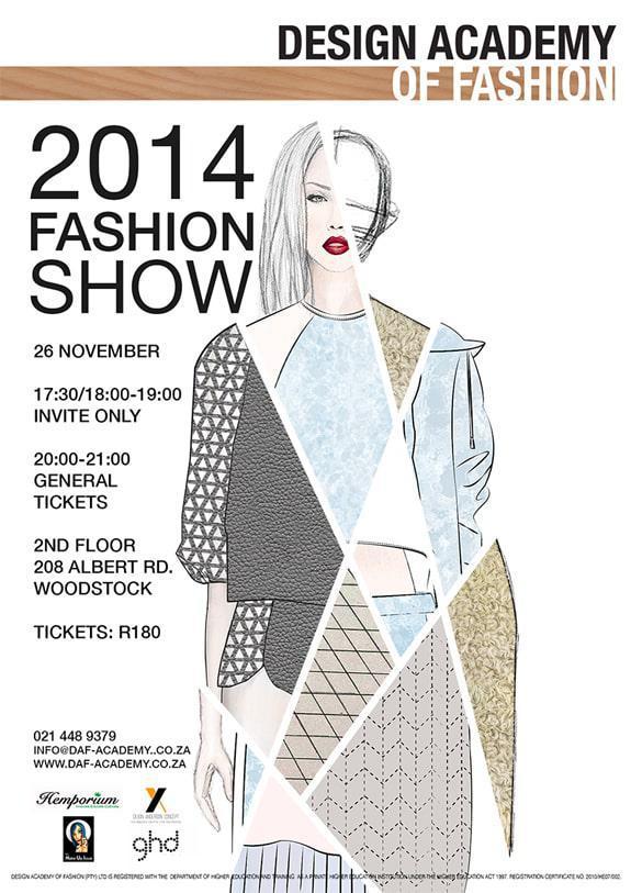 Daf Fashion Show 2014 Design Academy Of Fashion