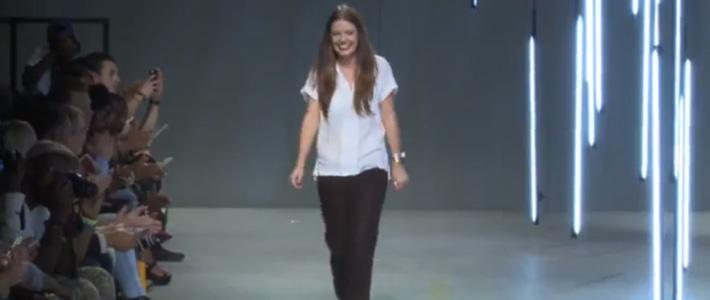 Past Student: Hannah @ SA Fashion Week
