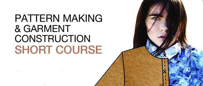 Short Course: Pattern Making & Garment Construction