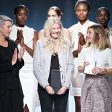Tamara Cherie Dyson, another DAF graduate wins Elle Rising Star 2014