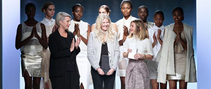 Tamara Cherie Dyson, another DAF graduate wins Elle Rising Star 2014