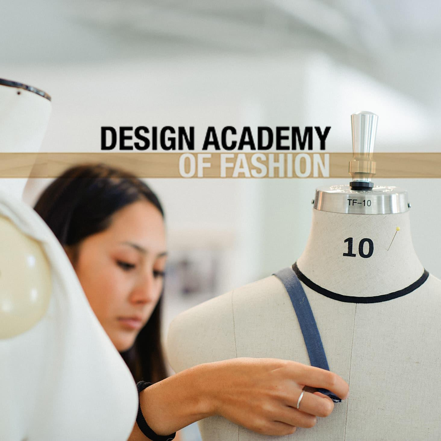 Fashion courses see drop in applications rare photo