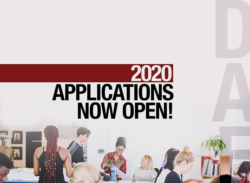 2020 Applications