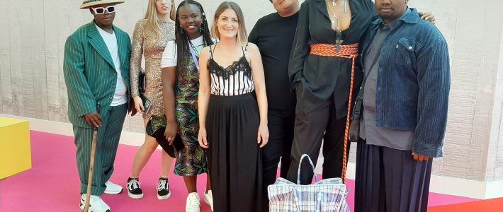 DAF Student Wins At FRANKFURTstyleawards 2019!
