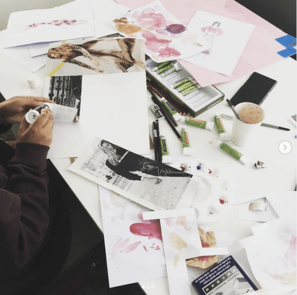 Attend A Free Storyboard Workshop Design Academy Of Fashion