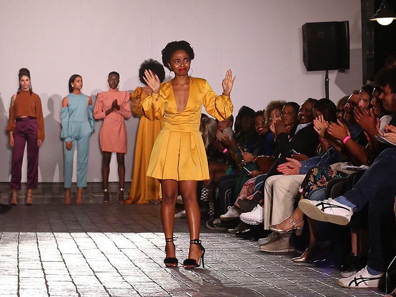 Babalwa Dopi Design Academy of Fashion